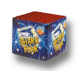SHARK FEAR - COD. 695D