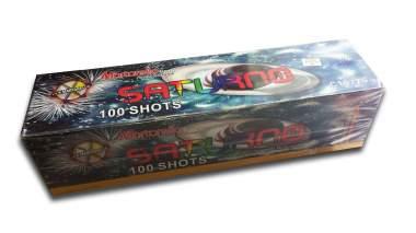 SATURN - 100 shots - COD. C10726