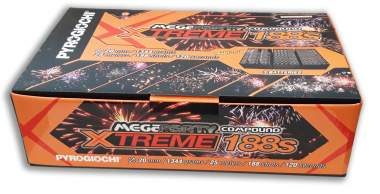 XTREME 188 - 188 shots - COD. 42957