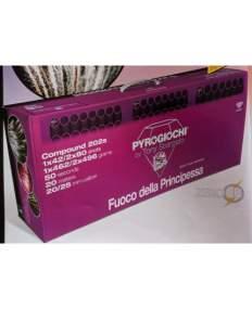 FUOCO DELLA PRINCIPESSA - COD. 42964
