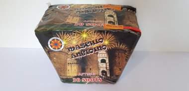 MASCHIO ANGIOINO - COD. AFT303