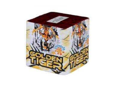 GOLDEN TIGER - 25 shots - COD. 0675A
