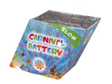 CARNIVAL BATTERY - COD. 0890A