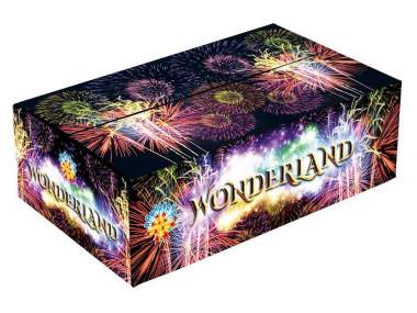 WONDERLAND - 156 shots - COD. 0804A
