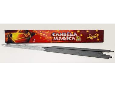 MAGIC CANDLES XL - 12 pieces - COD. 1003