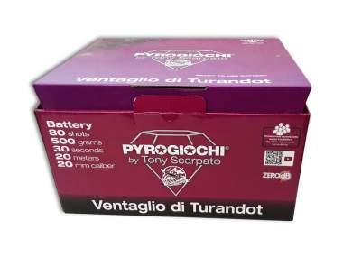 TURANDOT - 80 shots - COD. 42145