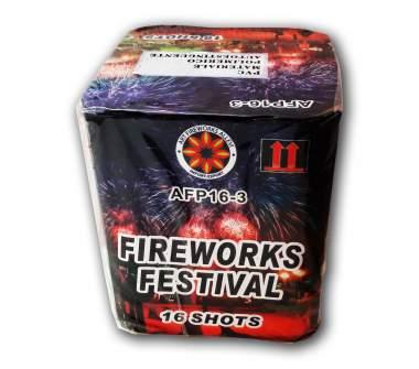 FIREWORKS FESTIVAL - COD. AFP163