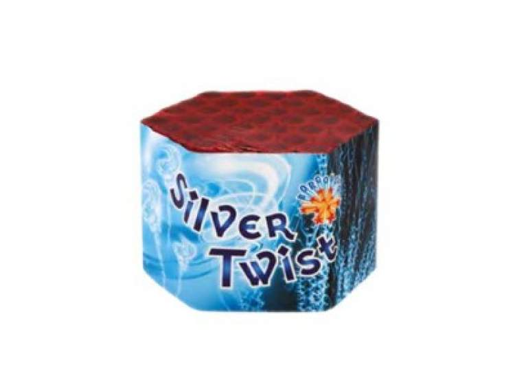 SILVER TWIST 37 shots COD. 0619B (1)