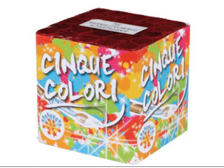 CINQUE COLORI 25 lanci COD. 0900F (1)