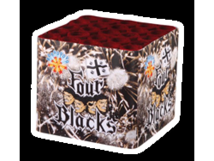 FOUR BLACKS 25 lanci COD. 0673D (1)