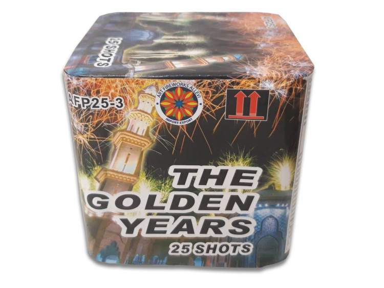 GOLDEN YEARS 25 lanci COD. AFP25-3 - (1)