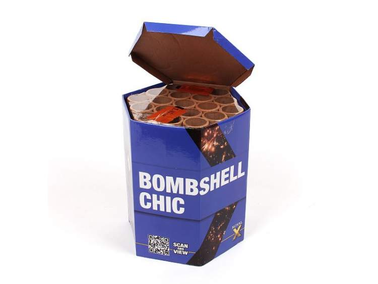 BOMBSHELL 19 lanci COD. 04701 (1)