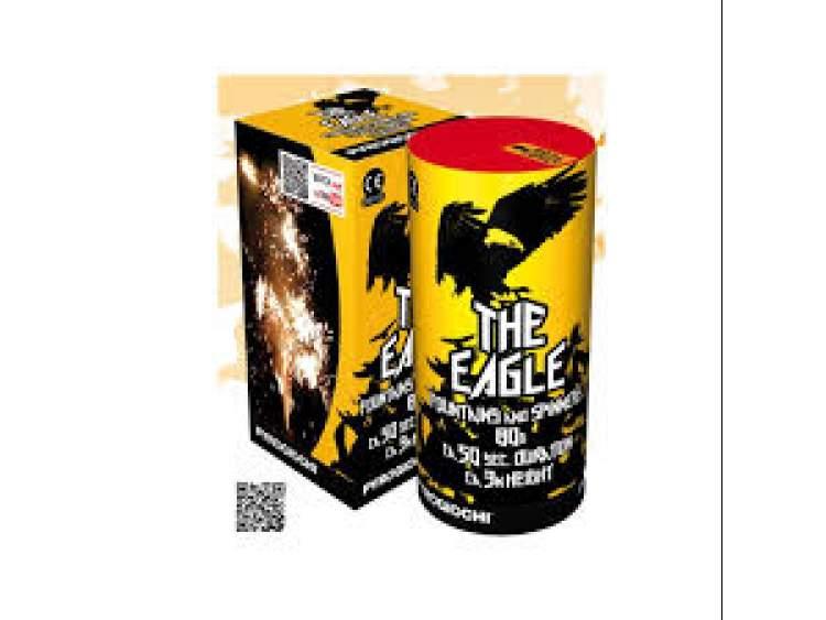 THE EAGLE  COD. 42107 (1)