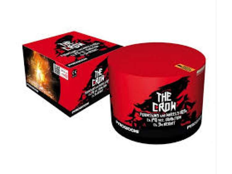 THE CROW  COD. 42108 (1)