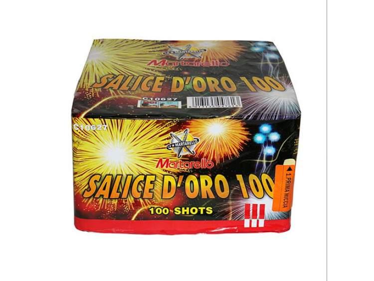GOLDEN WILLOW 100 shots COD. C10627 (1)