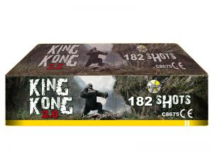 KING KONG - COD. C8675