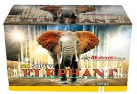 ELEPHANT - COD. C10742