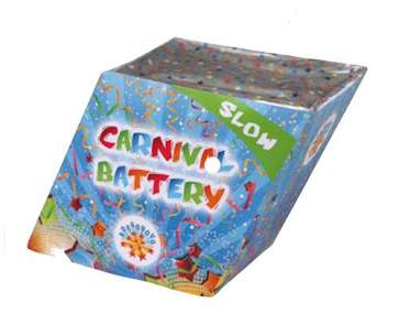 CARNIVAL BATTERY - 20 lanci - COD. 0890A1