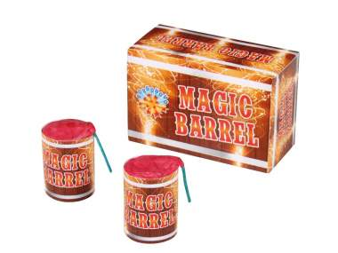 MAGIC BARREL - 4 pezzi - COD. 0121A