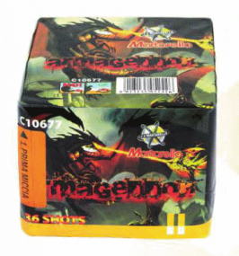 ARMAGEDDON - 36 lanci - COD. C10677