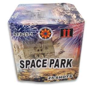 SPACE PARK - 25 lanci - COD. AFP25-1