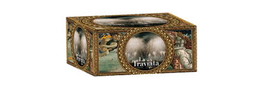 TRAVIATA - 100 lanci - COD. 657