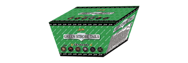 GREEN STROBE - 49 lanci - COD. 9720