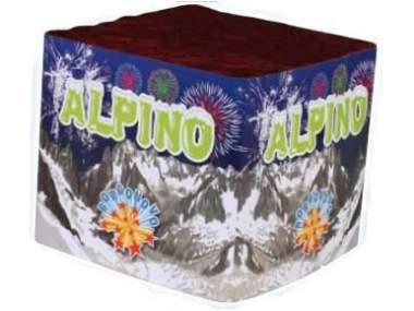 ALPINO - 49 lanci/RICHIESTO PORTO D'ARMI - COD. 0695A