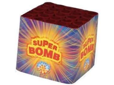 SUPER BOMB - 25 lanci - COD. 0673A