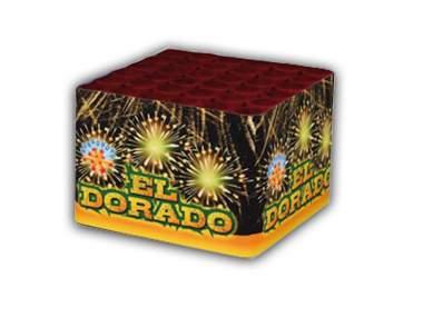 EL DORADO - 36 lanci - COD. 0676E