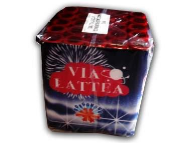 VIA LATTEA - 25 lanci - COD. 900E