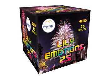 LILY EMOTIONS - 25 lanci - COD. SD1108