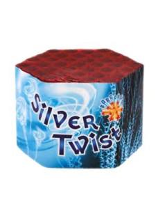 SILVER TWIST - spettacolo silenzioso - 37 lanci - COD. 0619B