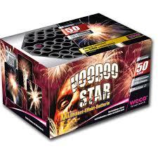 VOODOO STAR - 50 lanci - COD. 375300
