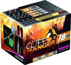 CLIFF HANGER - 78 lanci - COD. 375900