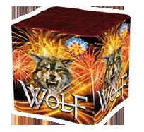 WOLF - 25 lanci - COD. 0955D