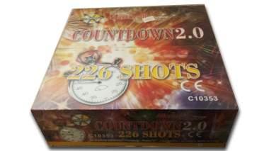 COUNTDOWN - 226 lanci - COD. C10353
