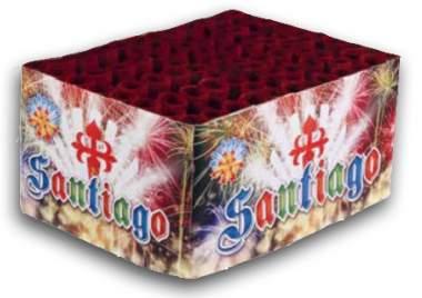 SANTIAGO - 86 lanci - COD. 0945A