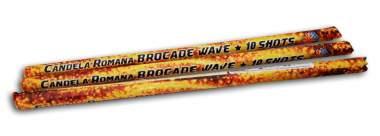BROCADE WAVE - 3 pezzi - COD. 0312G