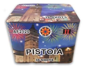 PISTOIA - 36 lanci - COD. AF2120