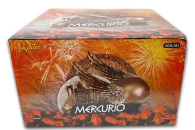 MERCURIO - 100 lanci - COD. 781
