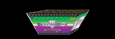 PEACOCK RAINBOW - 300 lanci silenziosi - COD. 9750