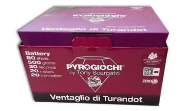 TURANDOT - 80 lanci - COD. 42145