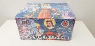 SANTA BARBARA - 100 lanci - COD. BA100