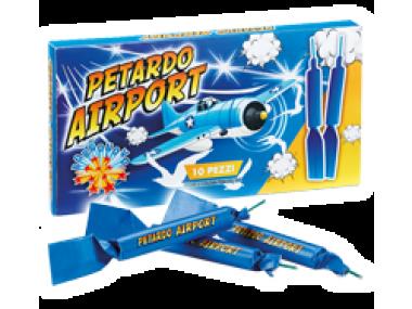 PETARDO AIRPORT - 10 pezzi - COD. 0108A
