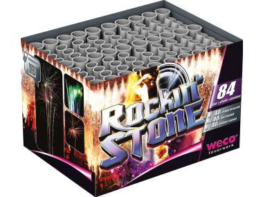 ROCKIN STONE - 84 lanci - COD. 376100