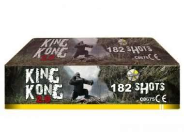 KING KONG - 182 lanci - COD. C8675