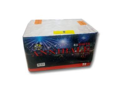 ANNIBALE - 61 lanci - COD. C10736