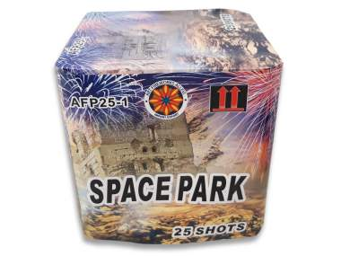 SPACE PARK - 25 lanci - COD. AFP25-1