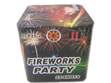 FIREWORKS PARTY - 25 lanci - COD. AFP252